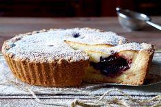 Crostata Morbida al Mascarpone e Marmellata