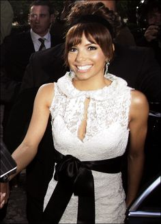 Diner for Eva Longoria and Tony Parker with their friends and family at the Baccarat restaurant after the civil ceremony in Paris, France on July Get premium, high resolution news photos at Getty Images Celebrity Wedding Hair, Civil Ceremony, Eva Longoria, Wedding Hairstyles, Flower Girl Dresses, News, Friends, Celebrities, Wedding Dresses