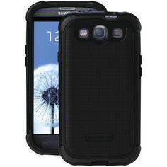 Ballistic Tough Jacket Samsung Galaxy S Iii Tough Jacket Case (black) - MNM Gifts