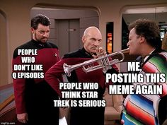 Deep Space 9, Star Trek Show, Game Theory, Starship Enterprise, Lol, Star Wars Humor, Geek Out, I Laughed, Movie Tv