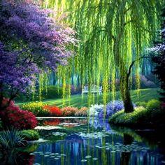 Monet's Garden , France