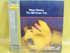 CD/Japan- BILL EVANS TRIO Moon Beams w/OBI RARE MINI-LP VICJ-5135 Chuck Israels #Cool