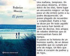 El paseo- Federico Moccia