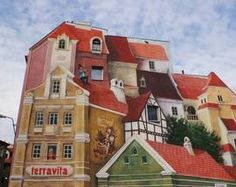 'A Śródka Tale' Mural   Sightseeing   Poznan