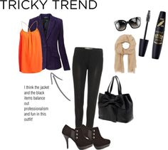 """""""Tricky Trends"""" by funisabel ❤ liked on Polyvore"""