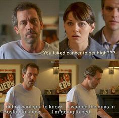 Addicts will do anything for a fix. House is too smart to be so stupid!