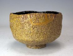 raku chawan (tea bowl)