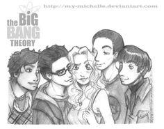 The Big Bang Theory 45 caricaturas y versiones - Taringa!