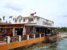 Cozumel, Mexico (@Mary Thompson Amigos) Saw this cantina when I got off Carnival Valor and just laughed