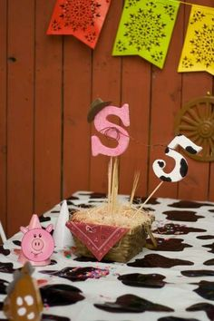 A Cowgirl Party! | CatchMyParty.com