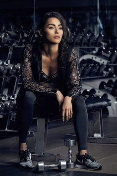 """Adrianne Ho Releases """"Sweat Crew"""" Collection With PacSun"""