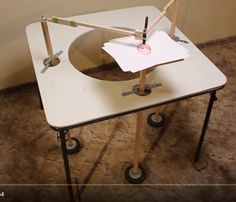 Harmonographe - Construction & equation par yossedde - OpenClassrooms