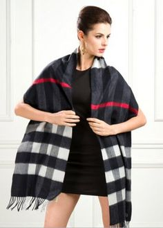 Online Classic Scarves for Women kN5026