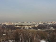 It's Sparrow Hills, Guys !  Moscow, Russia. ☆