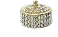 Sarvsiddhi Glitter Sindoor Box Showpiece - 4.5 cm Price in India - Buy Sarvsiddhi Glitter Sindoor Box Showpiece - 4.5 cm online at Flipkart.com
