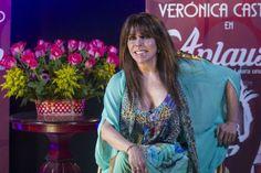Verónica Castro regresa en GRANDE junto a Netflix.