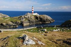 This circular route explores much of the island of Scalpay (Scalpaidh in Gaelic), now joined to Harris by a bridge, and visits the impressive Eilean Glas lighthouse.