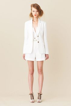 J.Crew - Spring 2011 Ready-to-Wear - Look 1 of 25