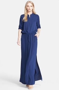 Vince Maxi Dress available at #Nordstrom