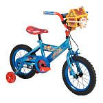 Boys' 14 Inch Huffy Jake and The Never Land Pirates Bike with Pirate Chest…