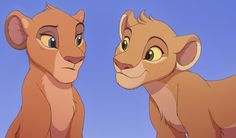 Zuri and tiifu- go download Wattpad and read the lion king 3 current events