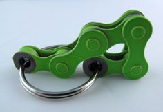 Busy the hands to free the mind! I never leave home without one of my Bike Chain Fidget toys tucked away in a pocket, purse, or backpack. While I love all of my big bright and sometimes noisy fidgets,