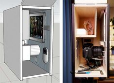 """Photobooth"" Setup"