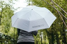 brighten your rainy day with MOVEPRETTY umbrella. soon you'll be walking on sunshine. Walk On, Sunshine, Day, Nikko