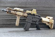 M4 CQBR Block II (G&P custom)