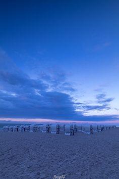 Strandkörbe - Insel Rügen