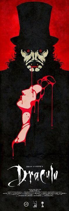 Goth:  The #Undead ~ Bram Stoker's Dracula (1992), fan art.