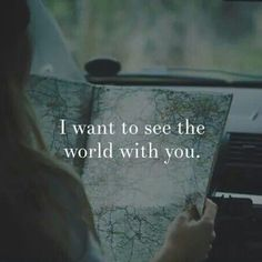 To each other all over this world life partners, travel with love quotes, s Travel The World Quotes, Travel Quotes, Travel With Love Quotes, Change Quotes, Quotes For Him, Be Yourself Quotes, Couple Quotes, Family Quotes, Best Quotes