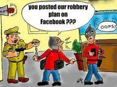 dumb facebook post