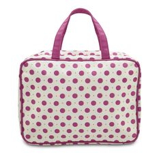 Darcey Spot Wash Bag: Painterly Floral Collection