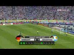WM 2006- Deutschland-Argentinien  Elfmeterschießen