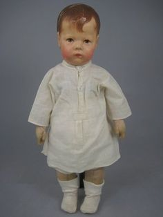 Käthe Kruse poppen #geschiedenis #verzamelen #speelgoed #pop #poppen http://www.catseducatief.nl/speelgoed/kathe-kruse-poppen/