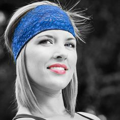 Be the bold, beautiful you in a Fancy Lacy headband from Bolder Band Headbands!