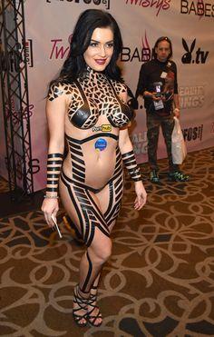 CJ Sparxx Photos: 2015 AVN Adult Entertainment Expo