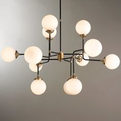 Mid-Century Parlor Bath Light - 2 Light - Shades of Light