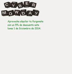 Aprovecha este Cyber Monday y llevate un 5% de descuento en tu tarifa de…