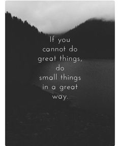 quote, great, and things image
