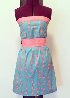 Cute summer dress things.