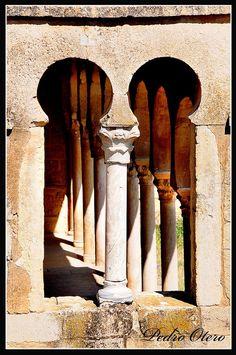 Monasterio de San Miguel de Escalada en LEÓN (España)