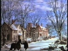 Little Women intro, 1949 A favorite from childhood.