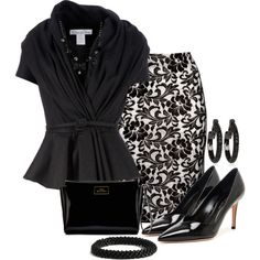 """""""Untitled #107"""" by michelle-marchetti on Polyvore"""