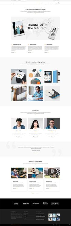 No matter what type of business you run, Node WordPress theme is here to help you create a marvelous presentation for it. Product Branding, Creative Business, Wordpress Theme, Ecommerce, Conference, Presentation, Web Design, Layout, Concept