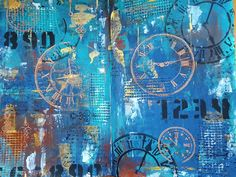 Time flies...art journalspread Time flies...art journal spread https://youtu.be/AQJn5cWMYDw