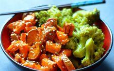 Sesame Orange Sweet Potato [Vegan] - One Green PlanetOne Green Planet