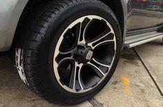 Mitsubishi Triton Rims & Mag Wheels