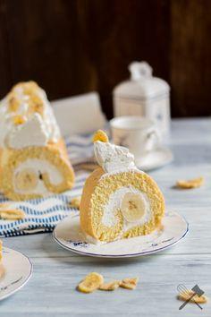 Die 72 Besten Bilder Von Biskuitrolle Rouladen Kuchen In 2019